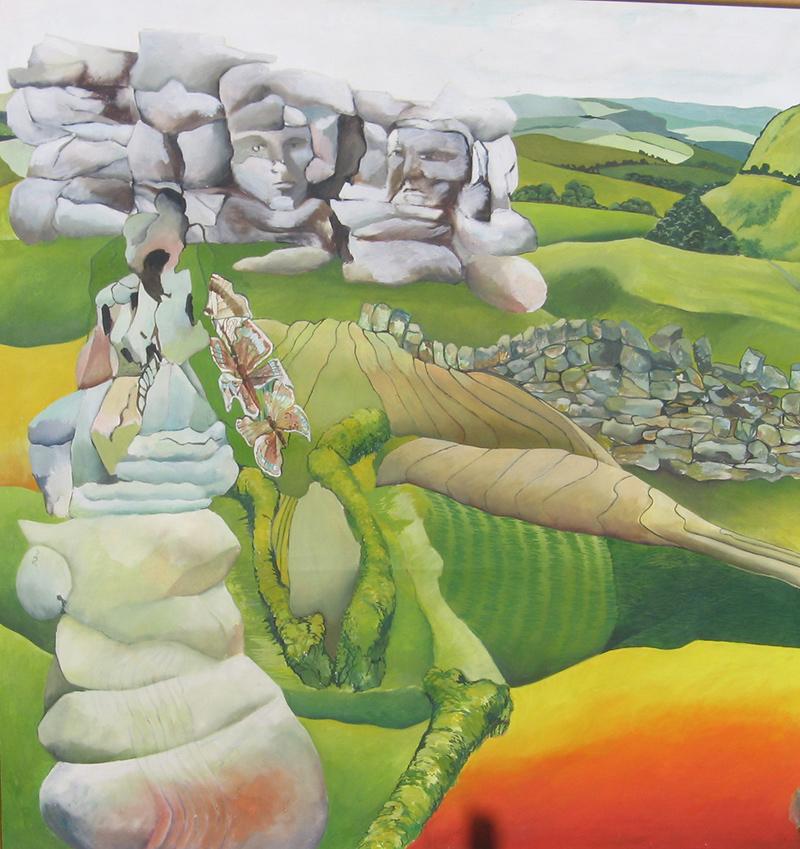 Dartmoor landscape