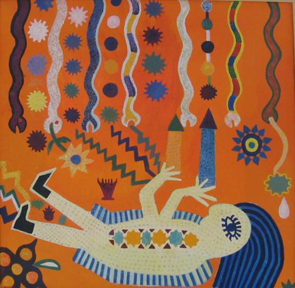 Huichol design